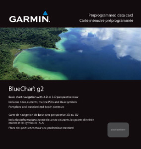 Cartografia Garmin Small Area G2 - Barcellona & Valencia